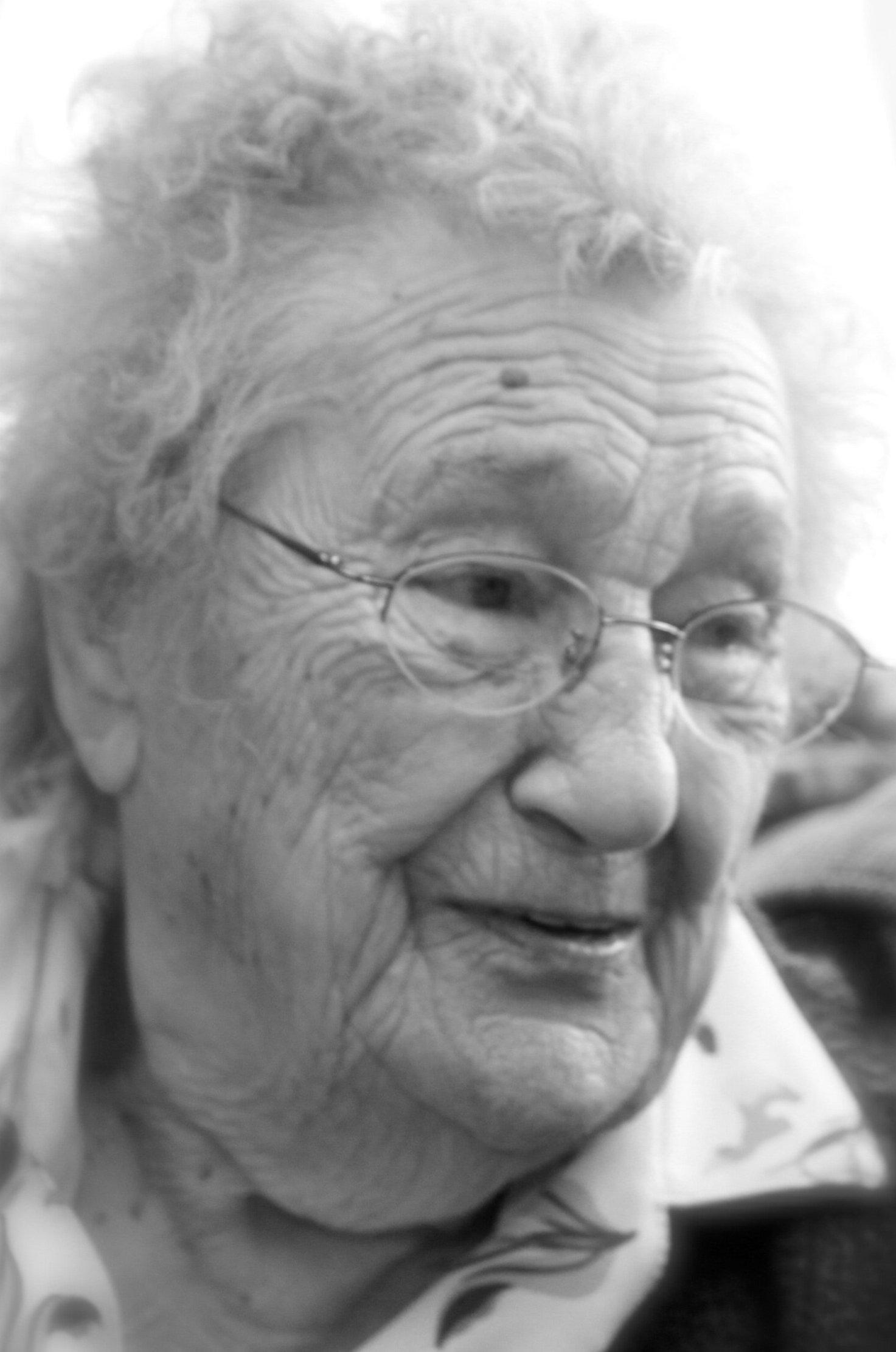 Mary Elizabeth Richert (photo by Scott P. Richert)