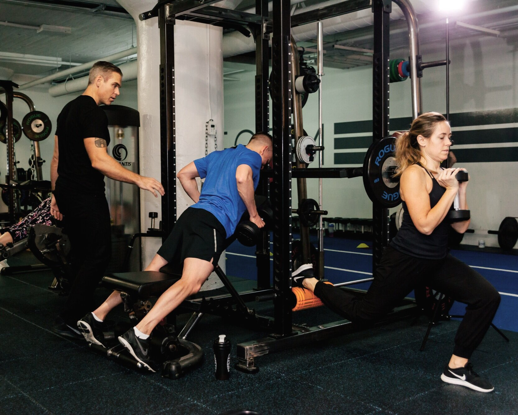 ABOUT THE WORKOUT - MRT is resistance training at slower more controlled tempos loaded with a moderate weight to elicit calorie burn. MRT is a total-body routine that works all the major muscle groups in each session. This workout will get you sweating and shredding  in 50 minutes max!
