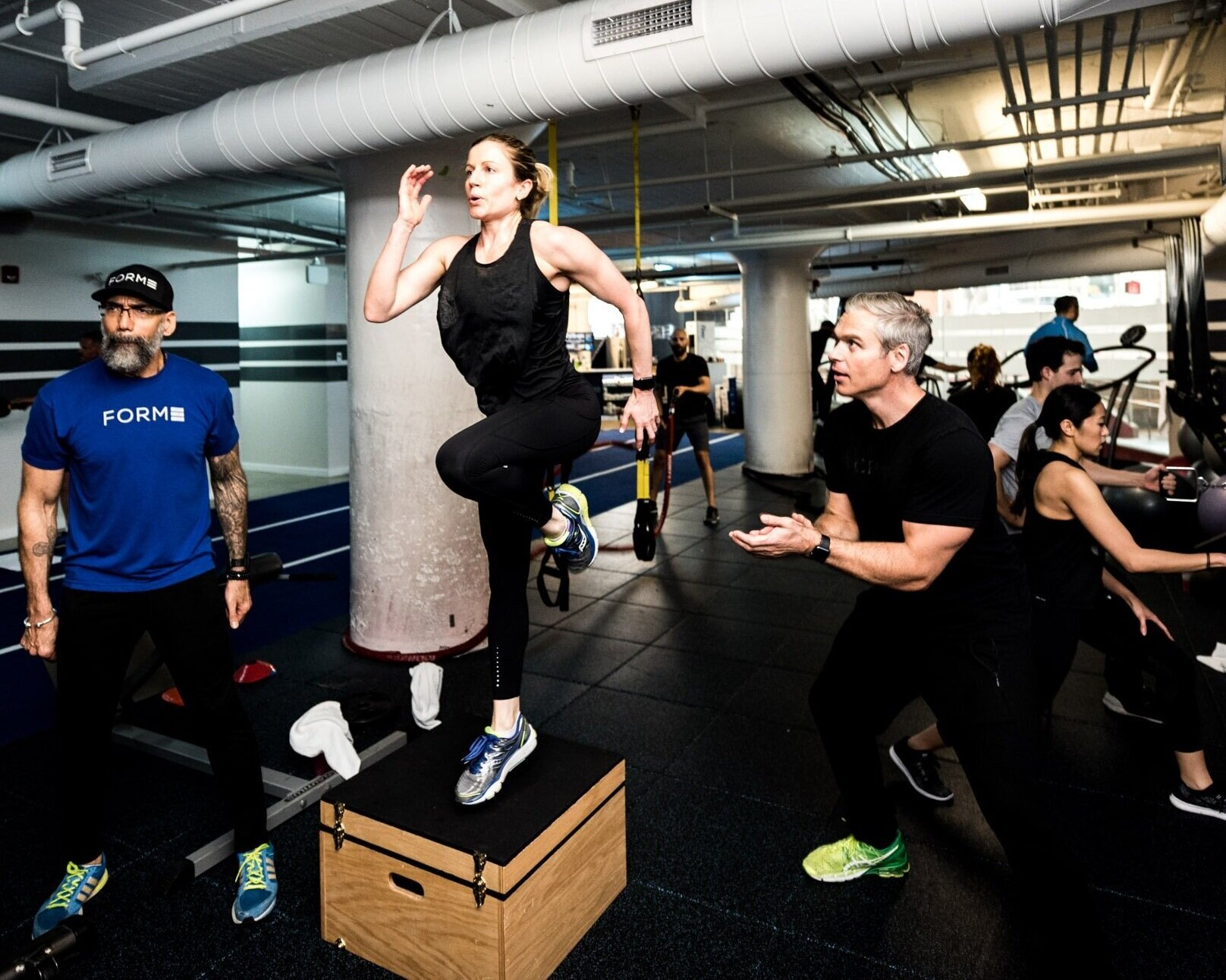 The Evolution of Group Fitness - Metabolic Conditioning is a fitness phenomenon. METCON, also known as High Intensity Interval Training (HIIT), has been listed as one of the top fitness trends for over 10 years now for a reason. It is by far one of the most effective methods for burning fat and improving body composition.