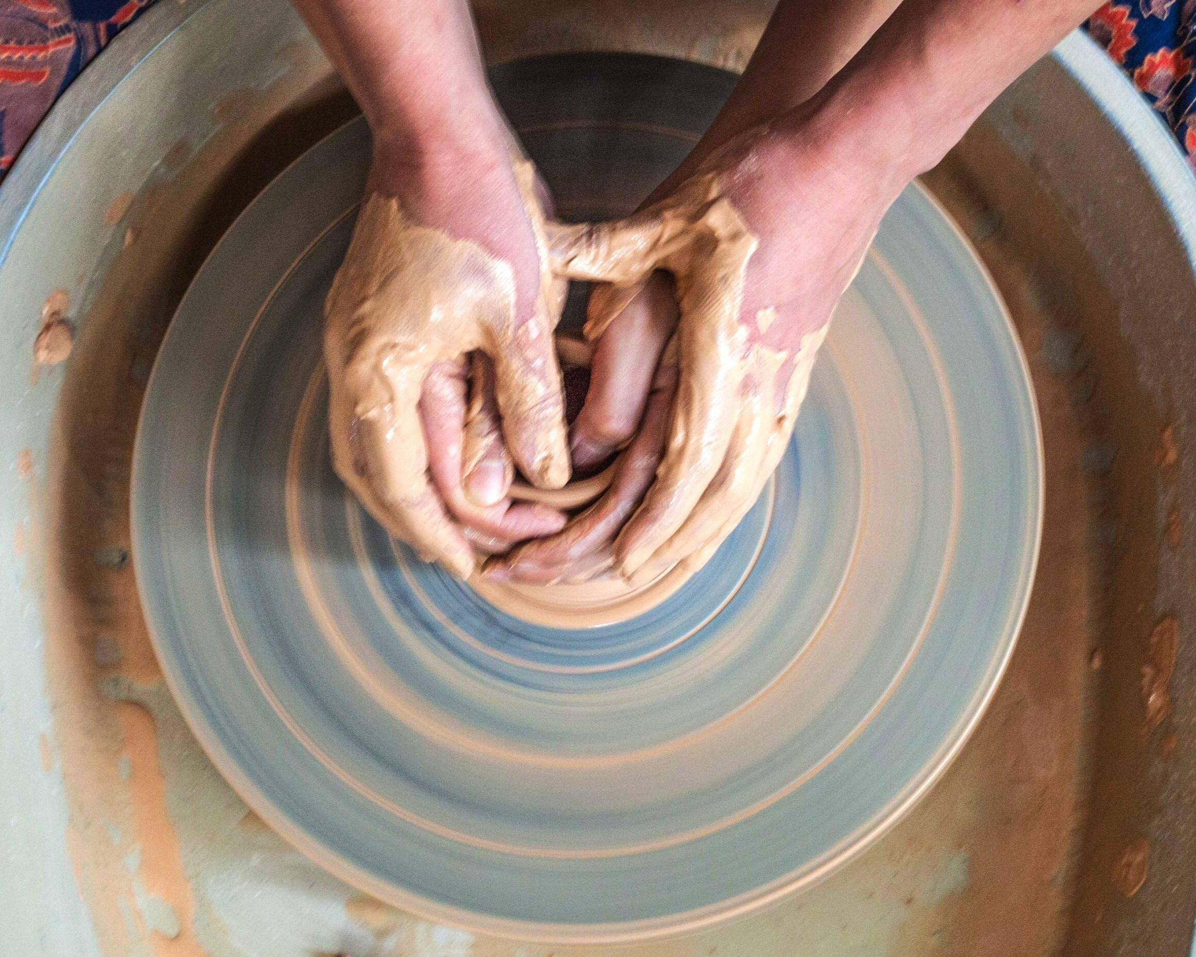 clay pottery date night Date Night: wheel throwing workshop — Pottery Classes Sydney
