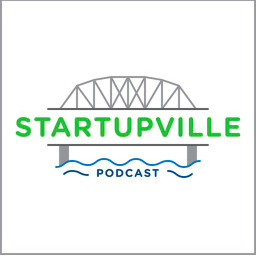 "Startupville Podcast Ep. 20 ""Scaling with a Scale with Alicia Soulier from SalonScale"" -"
