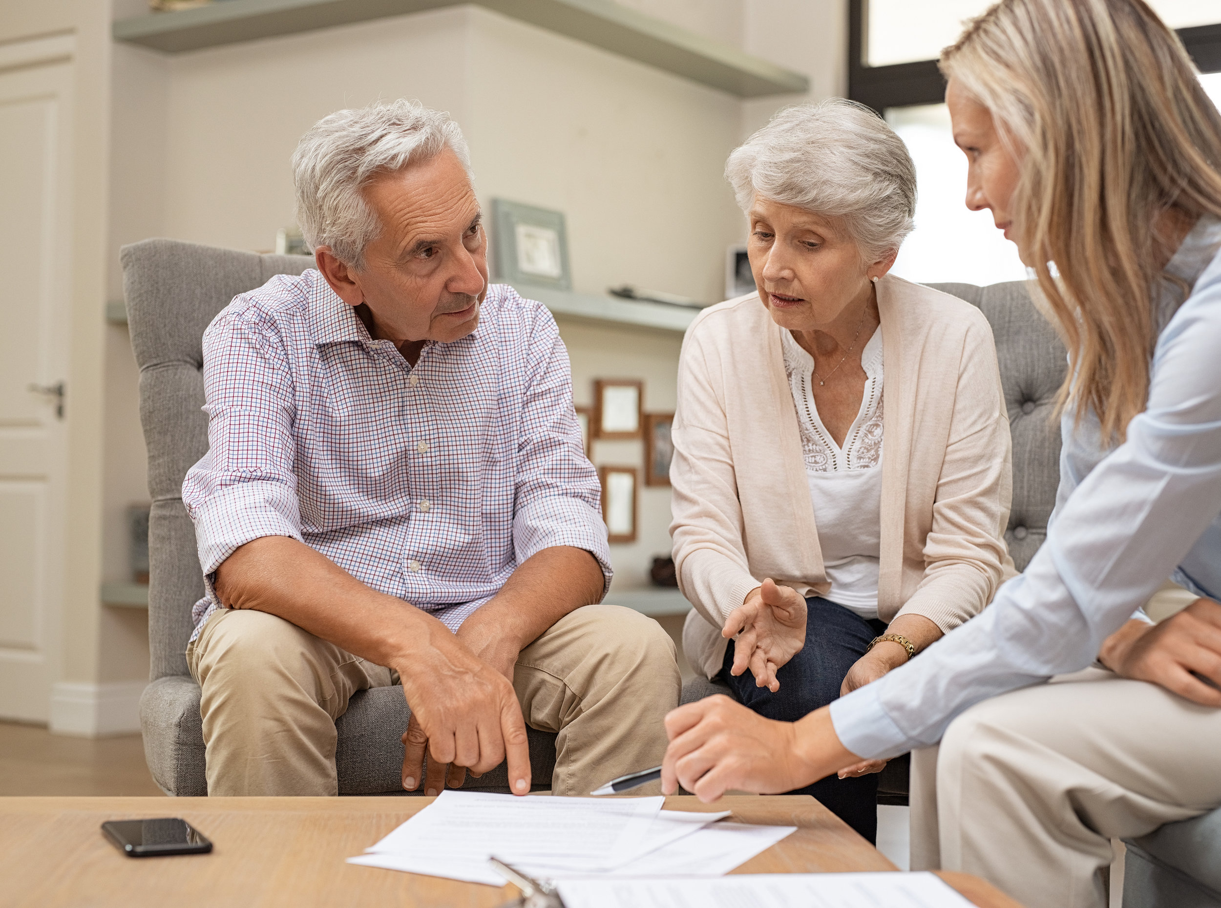 Developing an Overall Move Plan - TLC Senior Move Experts will assist you from planning to completion. We will develop a timeline for your transition making it as efficient and stress-free as possible while always being considerate of your needs.