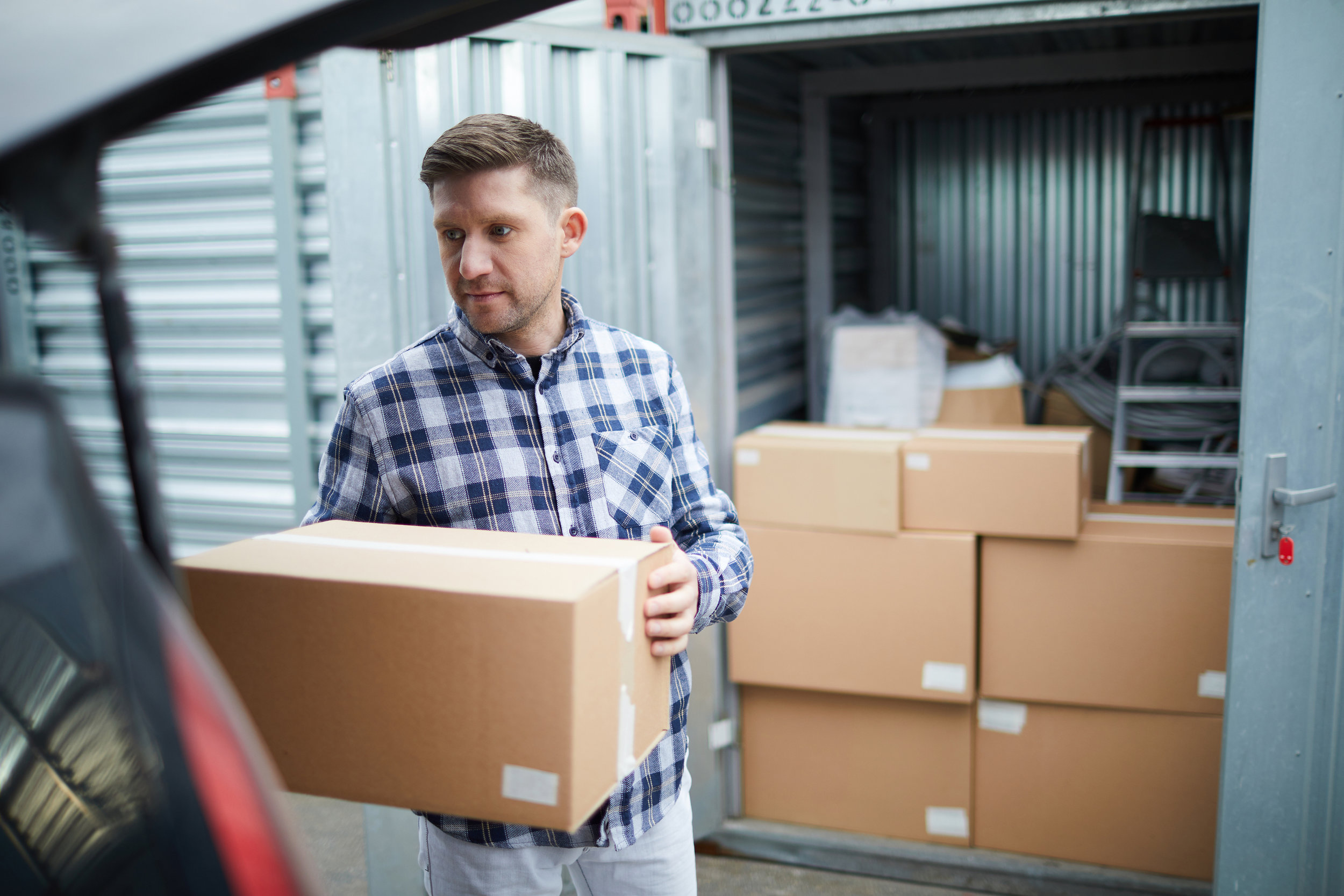 Arranging shipments and storage - We will identify the best way to ship items that are being passed on to others. If necessary, we will store items that won't fit into your new home and help you find a good place for those belongings.