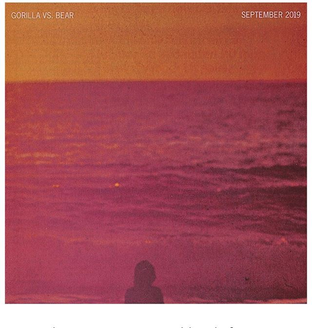 September 2019's mix by @gorillavsbear includes our first single 'Not There'! If you're in need of some new music, give this a spin on your next stroll. Put it on your to-listen-to list to pull up at a moments notice. • •• ••• •••• #gorillavsbear #fall #september2019 #sandy_nyc #chromatics #jennyhval