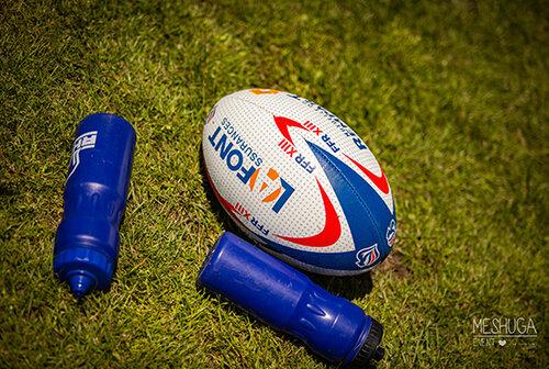 Ballon rugby à XIII