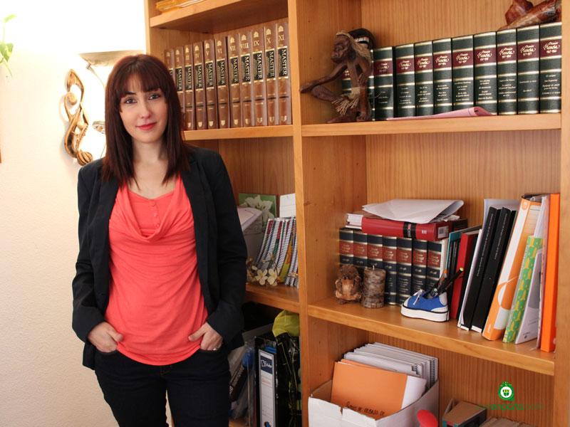 Raquel Martínez, psicóloga del Centro Progreso Psicólogos en Parla