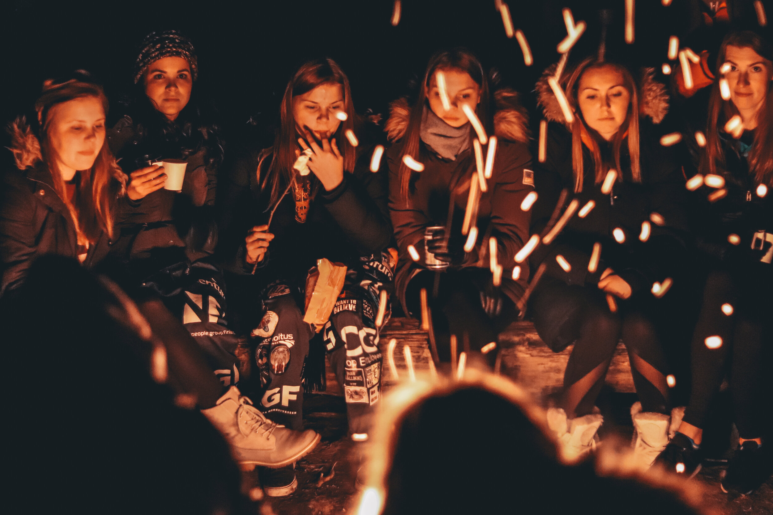 Summer youth activities - During the summer, many activities are on the schedule to keep teenagers engaged from devotionals to service events. Teenagers are given plenty of choices to keep themselves spiritually fit and their relationship with God healthy.
