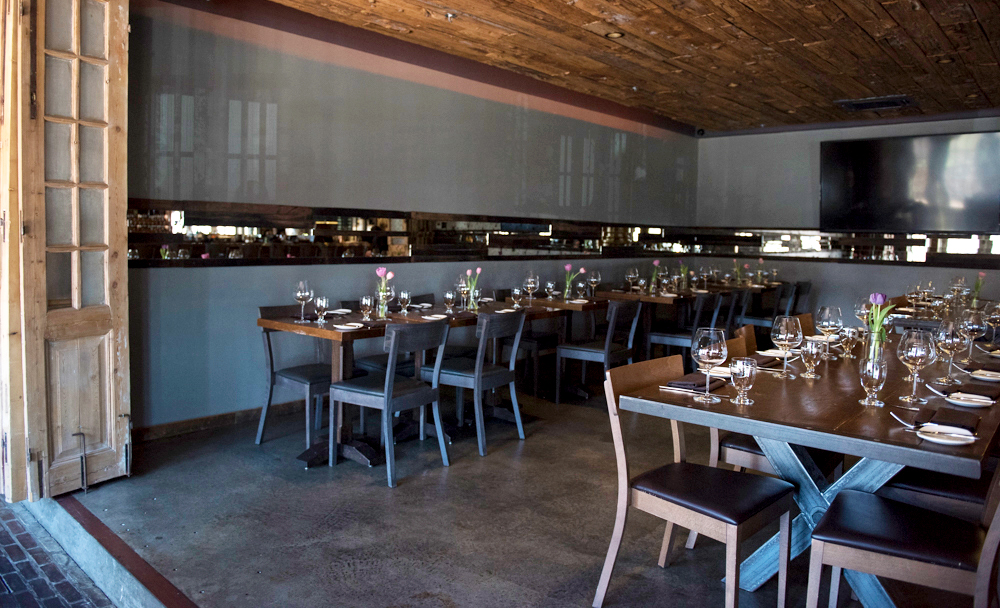 Our smaller private event space can host your smaller event or corporate meeting.