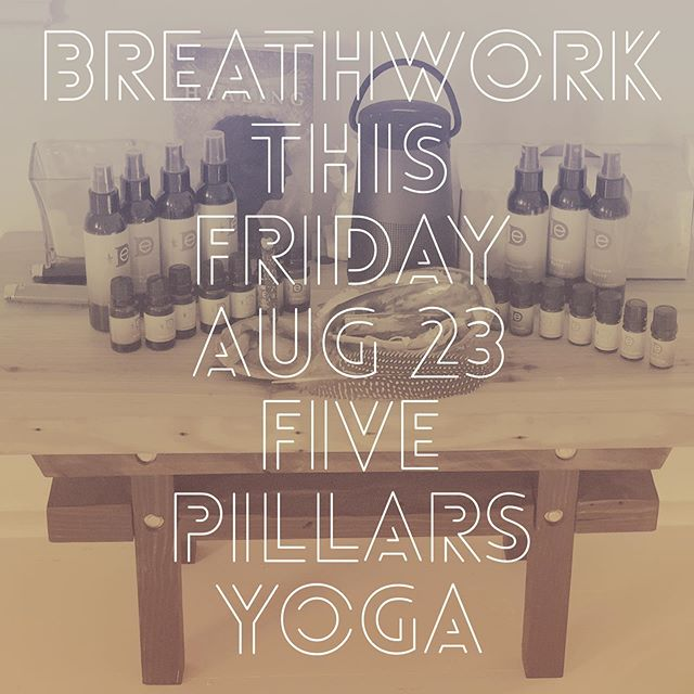 We believe in the power of breathwork.  It has literally changed us and our lives for the better and we know it will work for you too.  Every breathwork experience is a chance to discover more about yourself and heal any old stuff that is no longer serving you. Come relax, recharge and expand your consciousness and your heart. ❤️ .  Join us at 7pm this Friday August 23 at @fivepillarsyoga for our last breathwork group of the Summer. We're holding space for you. Link in bio for more info and to grab your spot.  #breathwork #breathworknyc #capricornrisingbreathwork #meditation #energyhealing #fivepillarsyoga