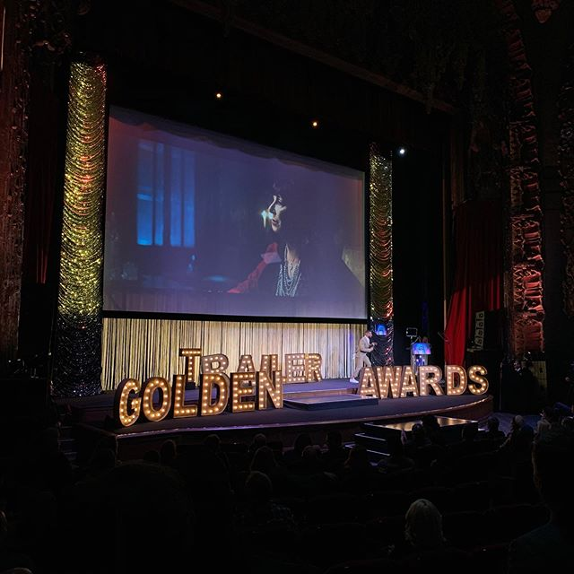 "So happy to see ""Aniara"" win for ""Best Foreign Independent Trailer"" at the Golden Trailer Awards last night. Divergence created the music and sound design for this truly unique project. #magnoliapictures #aniara #trailermusic #musiccomposer #musicproducer #scifi #epicmusic #darkness #gta20 #awardwinning #divergencemusic"