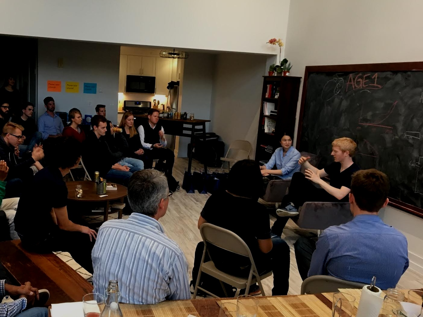 About AGE1 - AGE1 is a San Francisco based 3-month accelerator for scientists and technologists working to combat age-related disease.Learn more