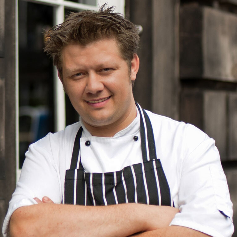 Mark Greenaway - Mark Greenaway received nationwide acclaim following the opening of his eponymous restaurant in Edinburgh in February 2011. Since then, the restaurant has moved to new premises on North Castle Street where the awards and plaudits have continued. In 2012 it was the only restaurant in Scotland to be newly awarded 3 AA rosettes for outstanding cuisine and was named one of the top 100 restaurants in the UK by Restaurant Magazine and Square Meal in 2014.