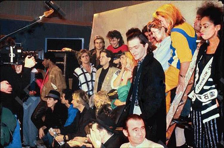 1. Band Aid recording session, Nov. 1984.jpg