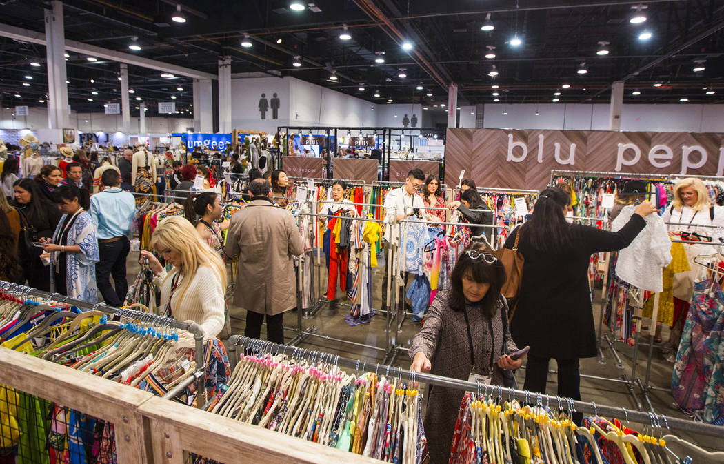 Magic Trade Show Las Vegas 2020.Fashion Trade Shows 2020 Wholesalers For Boutiques