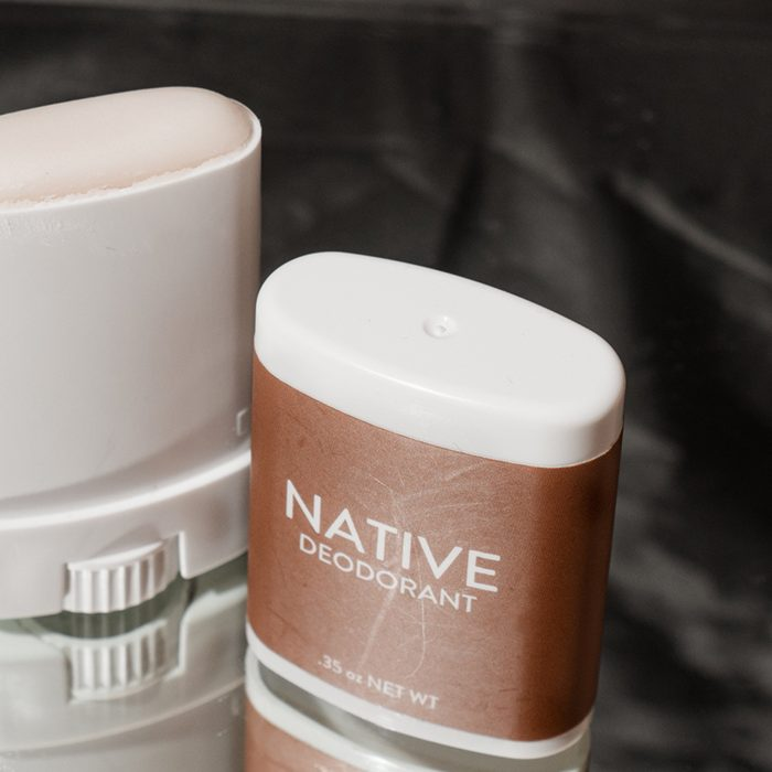 NATIVE - By far the most pleasant of the deodorants. I love the slender packaging and the fact that it is just so simple.ScentI have coconut vanilla, but I would love to try the others too. It smells fresh and inviting, a little sweet but nothing overpowering. I really enjoy it. Target also sells them so it's very accessible!FormulaCaprylic/capric triglyceride (which is a fancy way of saying fractionated coconut oil), arrowroot powder, stearyl alcohol, baking soda, shea butter, coconut oil, hydrogenated castor oil, polyglycerol-3 beeswax (which is a fancy way of saying cera bellina wax), jojoba esters, tocopherol (which is a fancy way of saying Vitamin E), L. acidophilus (which is a natural bacteria found in your body already), dextrose, glyceryl caprylate, glyceryl undecylenate.The texture is very creamy and not bumpy or lumpy at all. Never noticed any staining while using this.LongevityThis definitely lasts all day and keeps me smelling pleasant. It's a win! I really love the way it leaves my underarm area feeling at the end of the day too. Very soft and touchable, not sticky and never irritating.Price: $12 | Rating: 5/5