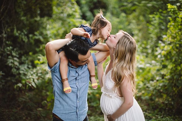 Nothing sweeter. Except maybe when this sweetie met her little brother!  The Duong Family, September 2019.  #jadeandkylephotography