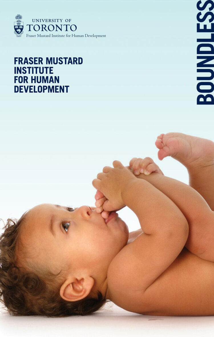 Design of Booklet for The Institute for Human Development