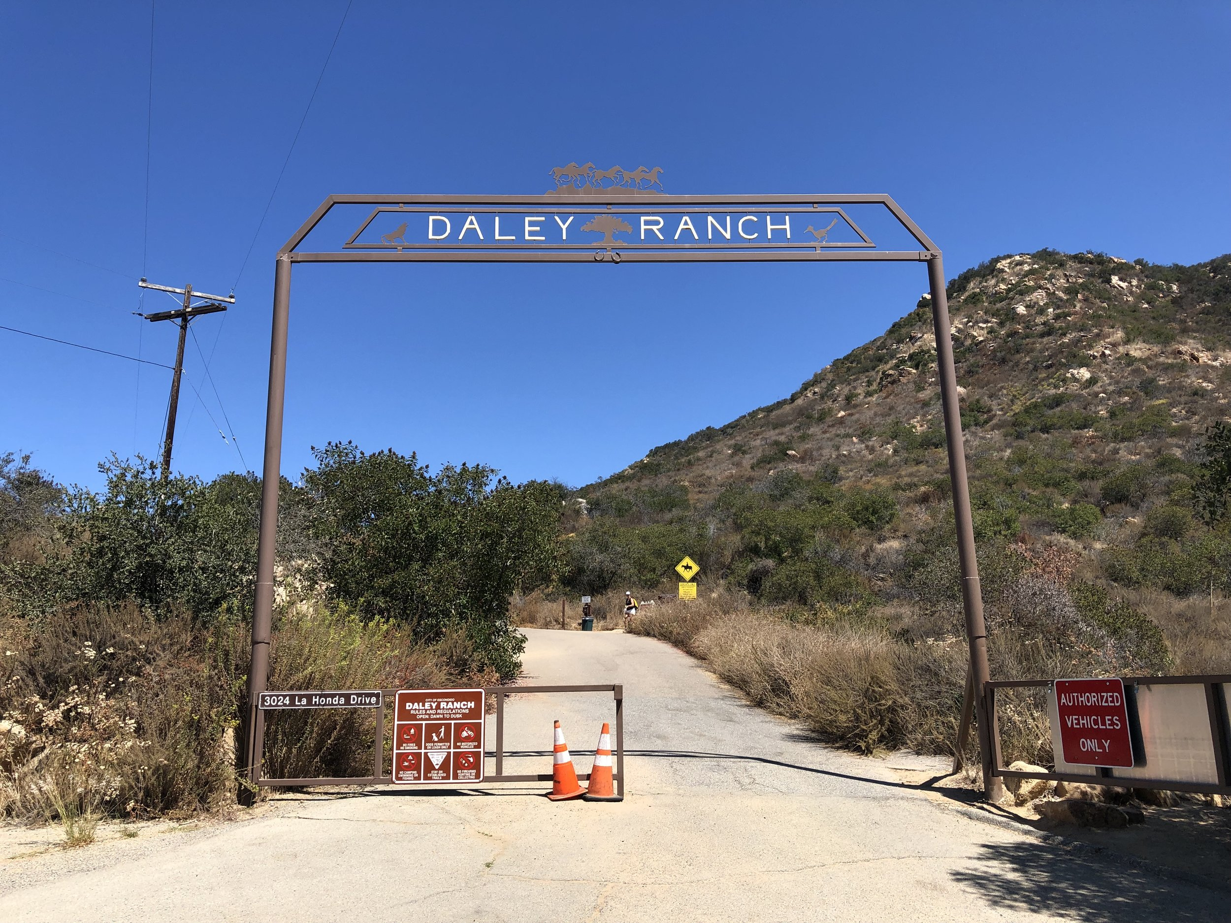 The Ranch 50k / Marathon / Half Marathon - Daley Ranch, Escondido, CAFebruary 22, 202050k - Two loop course with 6,318' of gain (1926m) Marathon - Two loop course with 5,412' of gain (1650m)Half Marathon - One loop of marathon course with 2,706' of gain (825m)