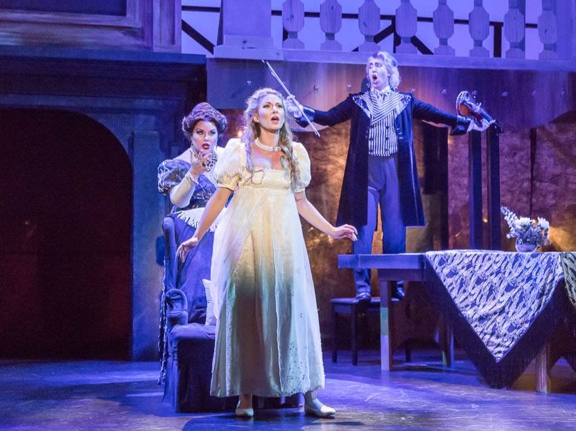 les contes d'hoffmann - The Voice of Antonia's MotherSt. Petersburg Opera2017