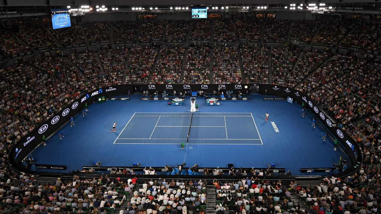 Australian Open - January - Melbourne, AustraliaAustralian Open will see the top 100 men and top 100 women compete for the first Grand Slam titles of the year. The Australian Open will be held in Melbourne, Australia.