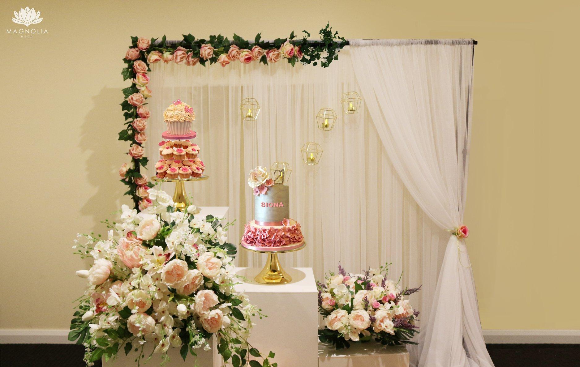Teen Birthday Parties Magnolia Deco
