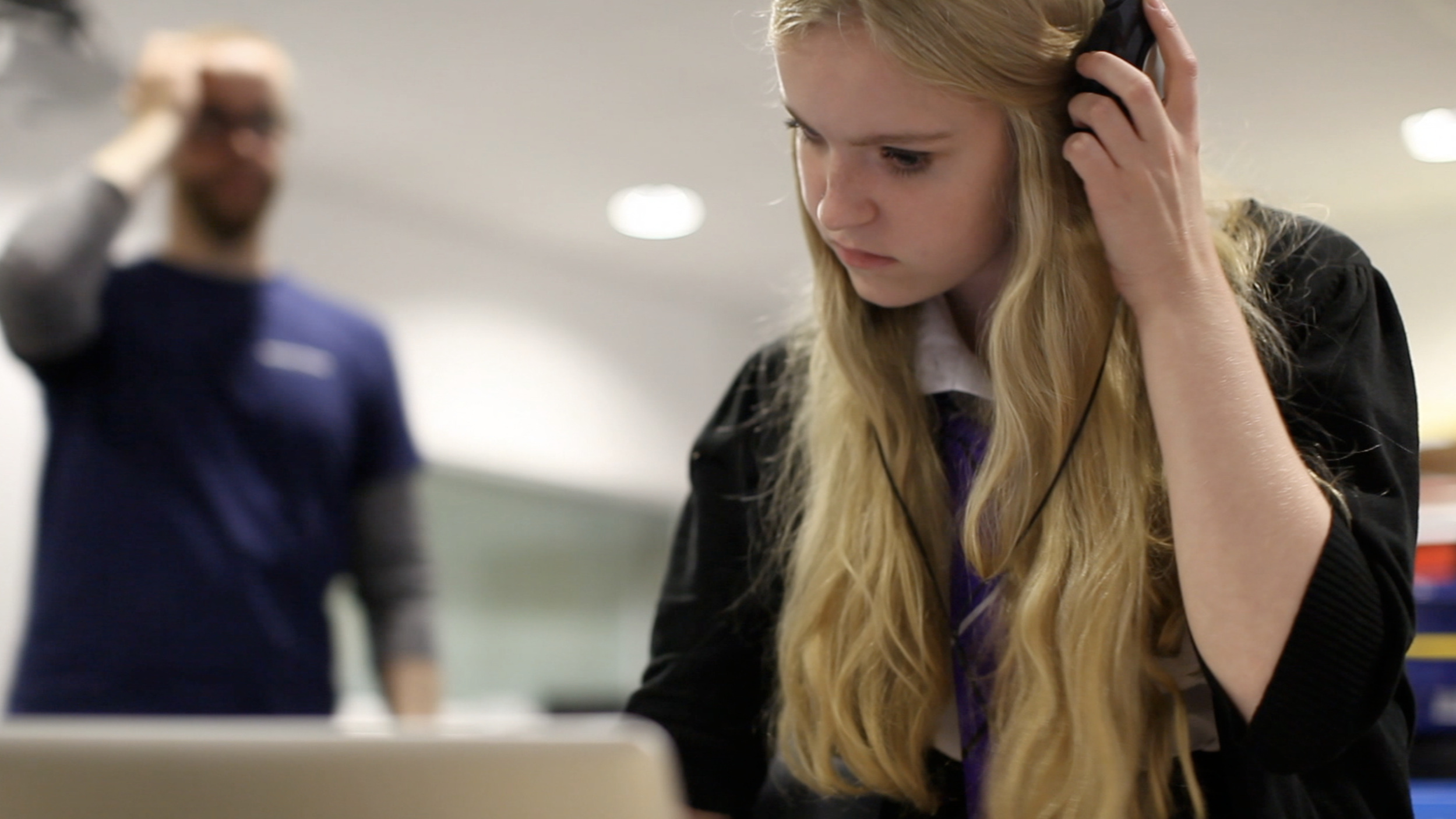 Technology in Schools - We increase opportunities and improve facilities for young people, teachers and schools.