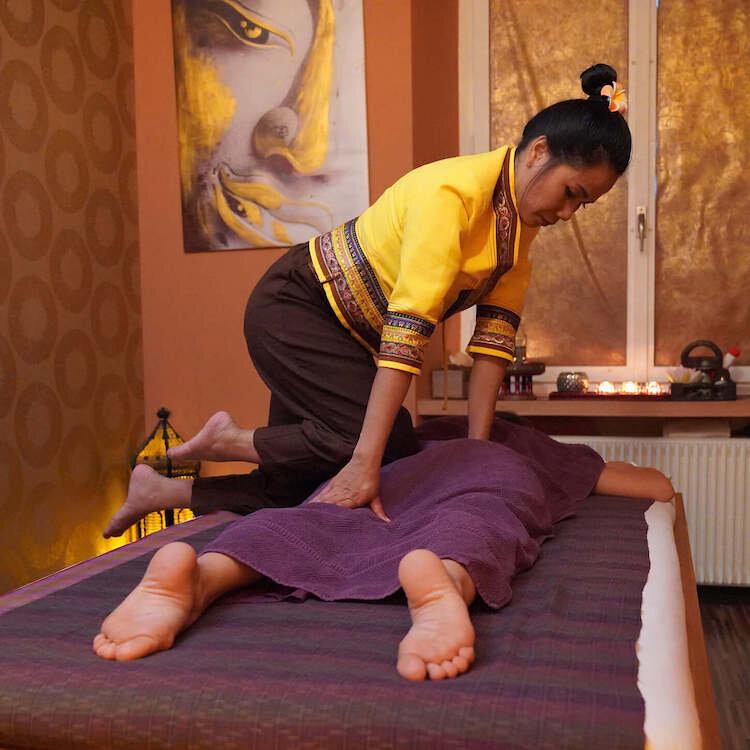 Unsere Massagen -