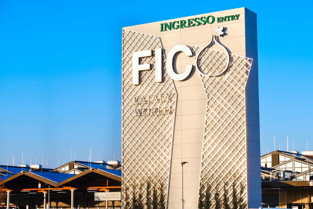 Stand Parmigiano FICO - Foto 1