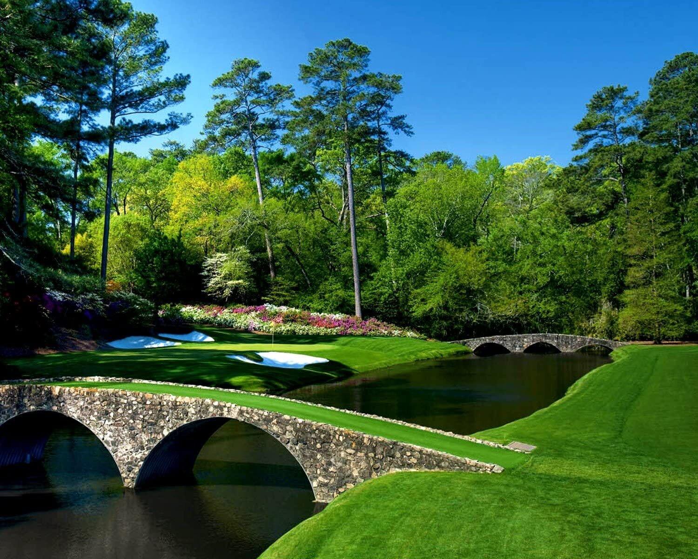 Hole #12, Golden Belle, Augusta National Golf Club
