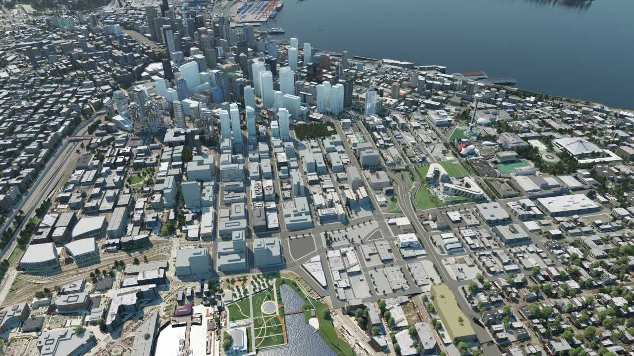 New developments in all asset classes are being built throughout downtown Seattle creating a residential renaissance, especially near high-density job centers in the Denny Triangle, South Lake Union and South Downtown submarkets.
