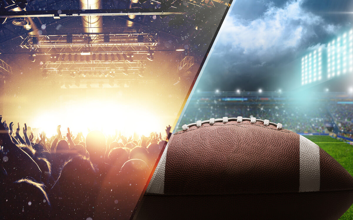 Music Festival &College Football Challenges -
