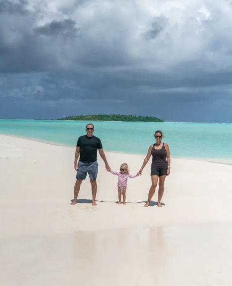 Aitutaki, Cook Islands, March 2019
