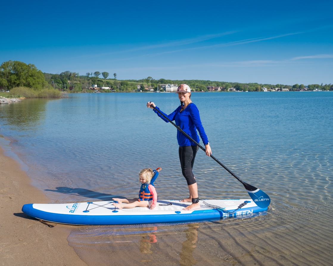 BlueFin Paddleboarding with Kids_1