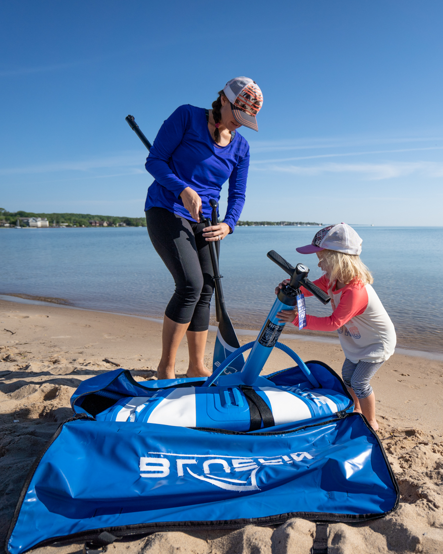BlueFin Paddleboarding with Kids_3