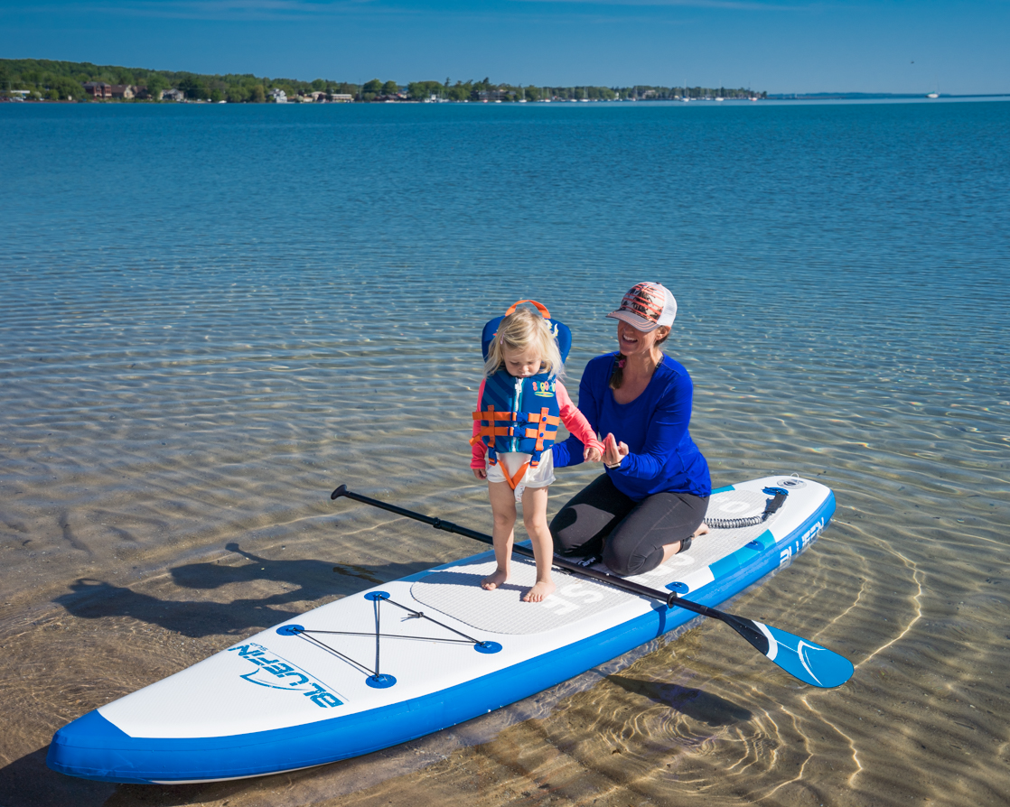 BlueFin Paddleboarding with Kids_4