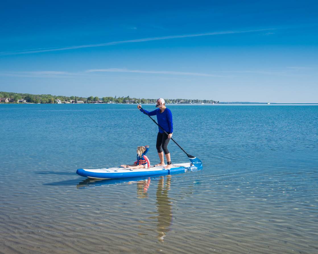 BlueFin Paddleboarding with Kids_5