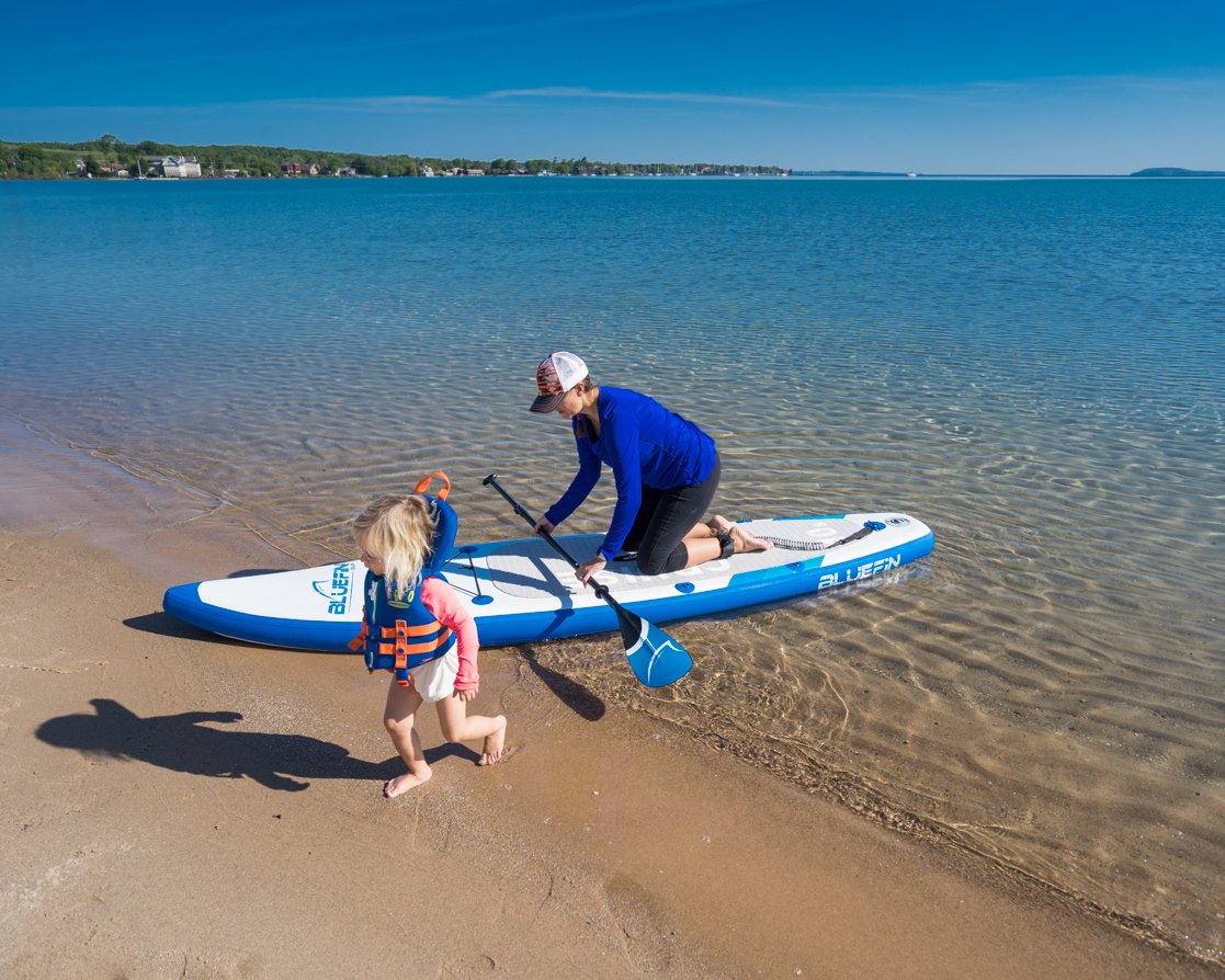 BlueFin Paddleboarding with Kids_7