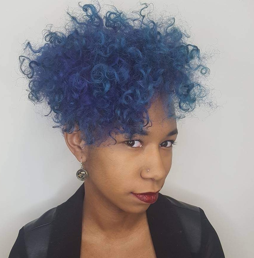 Alyshia Polk, Hairdresser    She started her career in 2014 here in Chapel Hill. After she graduated from Aveda Chapel Hill she apprenticed and worked as a stylist to hone her skills and work on her craft. She is passionate about not just giving her clients healthy, beautiful hair, but a space for expression. When she is not in the studio, she is playing board games with her fiance, spoiling her three kitties rotten, and trying to keep her garden alive and well.