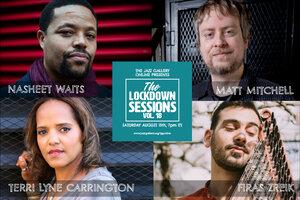 TJG Online Lockdown Sessions, Vol. 18: Nasheet Waits, Terri Lyne Carrington, Matt Mitchell & Firas Zreik