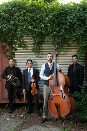 Livestream Concert with Pedro Giraudo Tango Quartet