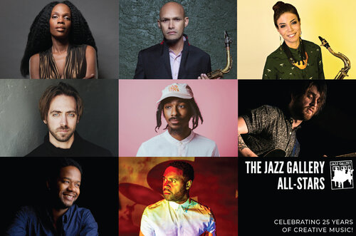 The Jazz Gallery All-Stars Concert at the Kennedy Center