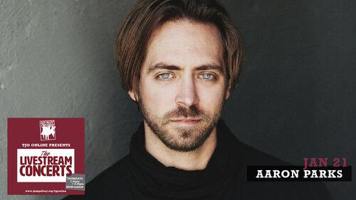 Livestream Concert with Aaron Parks Quartet