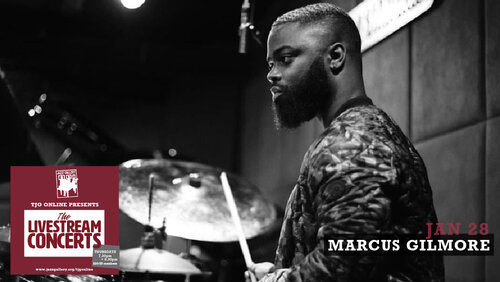 Livestream Concert with Marcus Gilmore