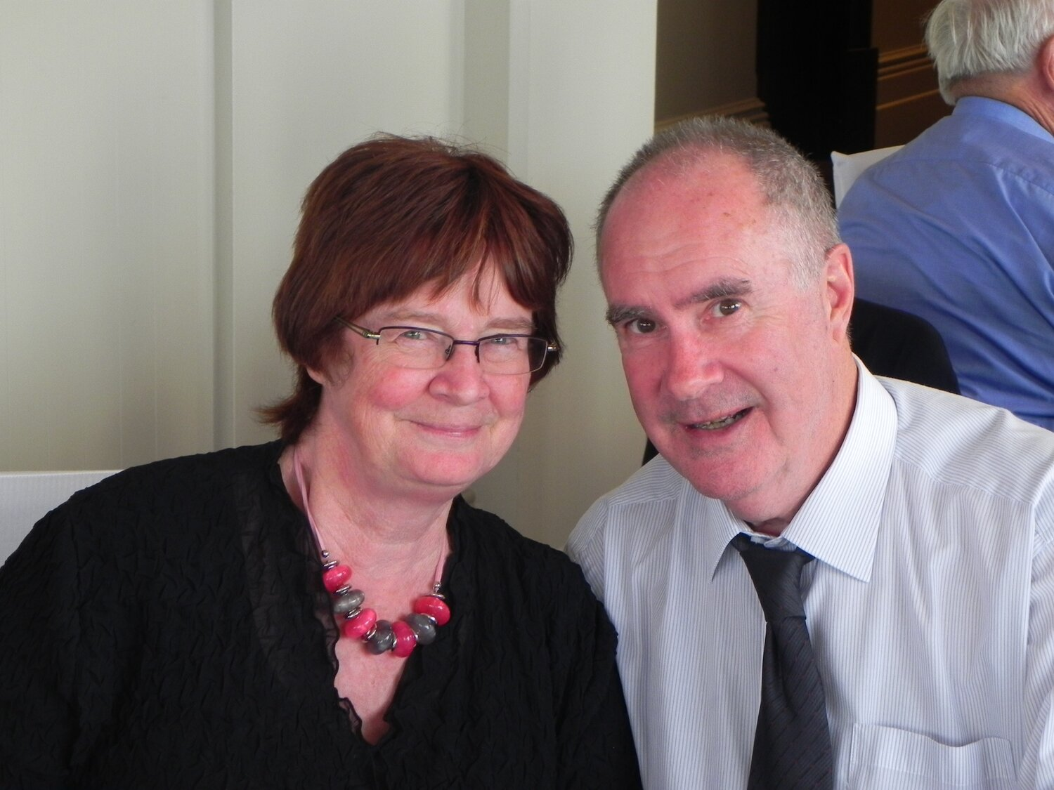 David Nd Helen Fitzgerald pic .JPG