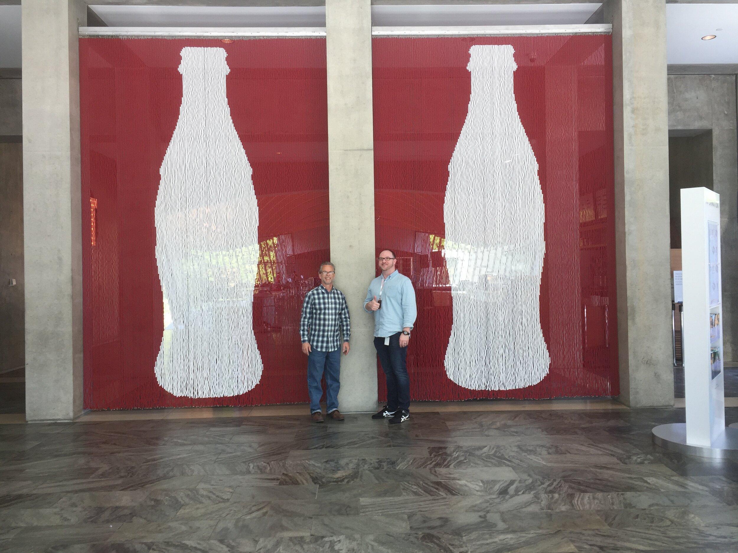 Coke beaded curtain.JPG