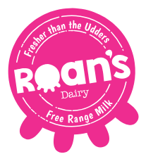 Roan's Dairy - 6th generation dairy farmers from close to Dalbeattie in Dumfries and Galloway, Roan's dairy are producing free range milk and cream of a world class quality. We are very proud at Station House to have them as our milk and cream suppliers. We've been lucky enough to work with the Roan family in preparation for Cookery Classes. We cover butter making, yoghurt making, creme patissiere and the middle eastern cheese 'labneh'. A great family producing a great product that we need to support. They do doorstep deliveries too, so let's go local and get behind Roan's Dairy.