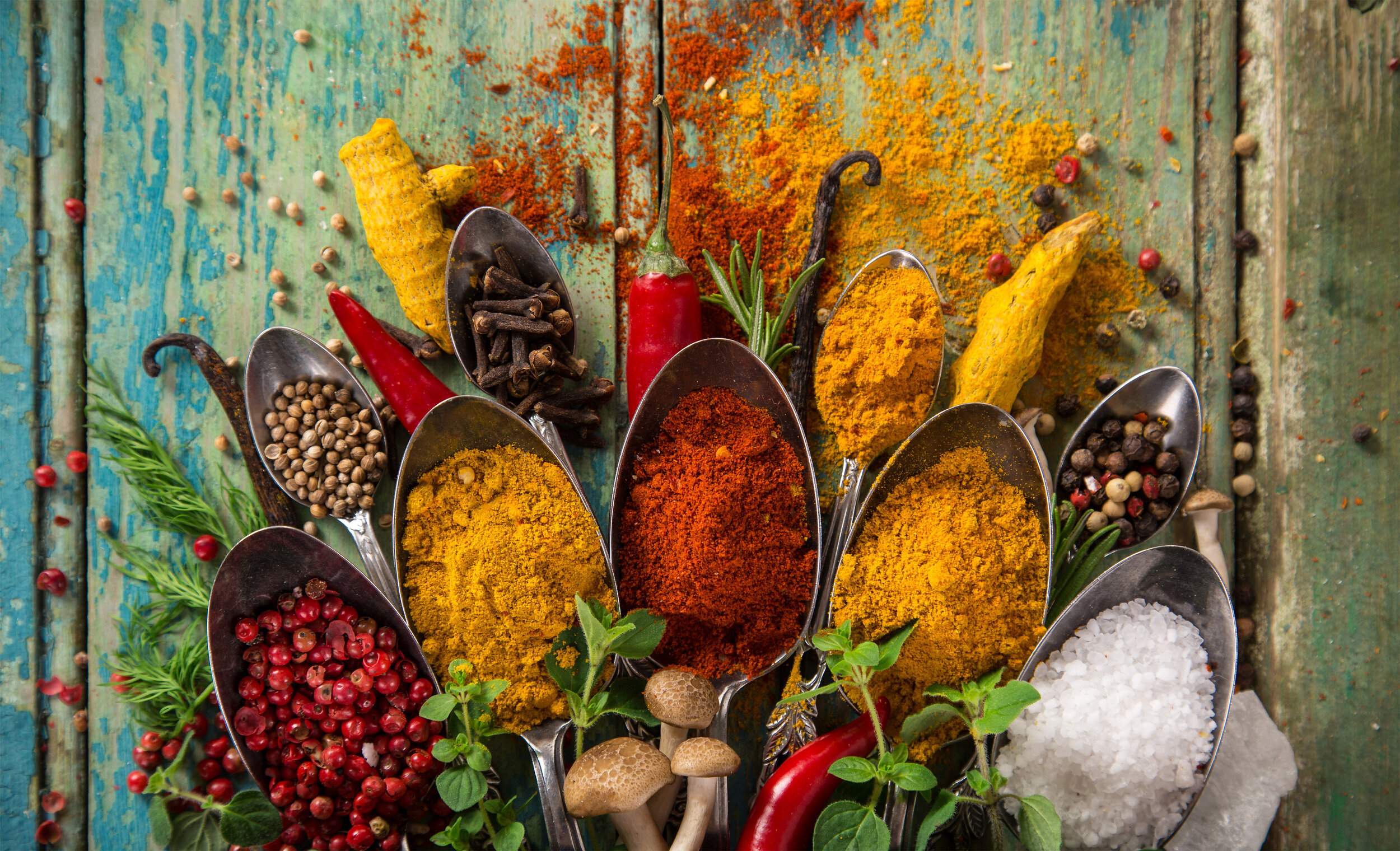 Diwali Set Menu at Station House - Station House Cookery School is joining in by putting on a delicious Diwali inspired Long Table Set Menu.Thursday 10th October from 6pm