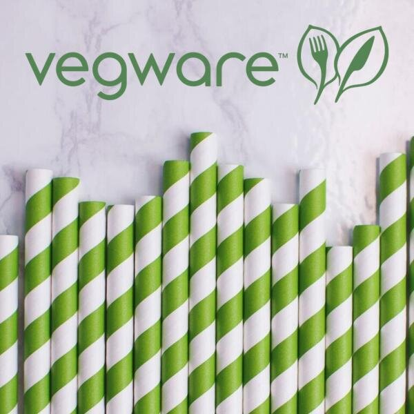 Station House Straw Policy - While we stock Vegware compostable straws, we only give them out if requested. Ditch the straw if you can!