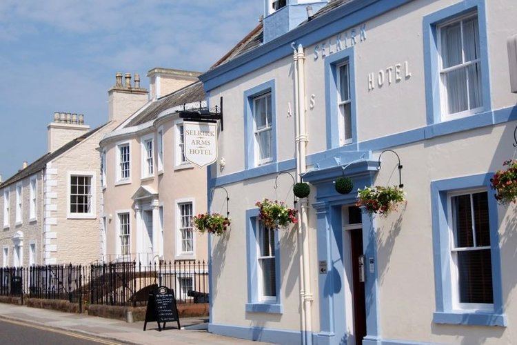 The Selkirk Arms Hotel - Just a 5 minute walk from Station House Cookery School is the historic and beautiful Selkirk Arms Hotel.Nick has teamed up with the owners Chris and Sue Walker to provide luxury breaks and getaways. Why not visit the Selkirk Arms website and see what they offer?