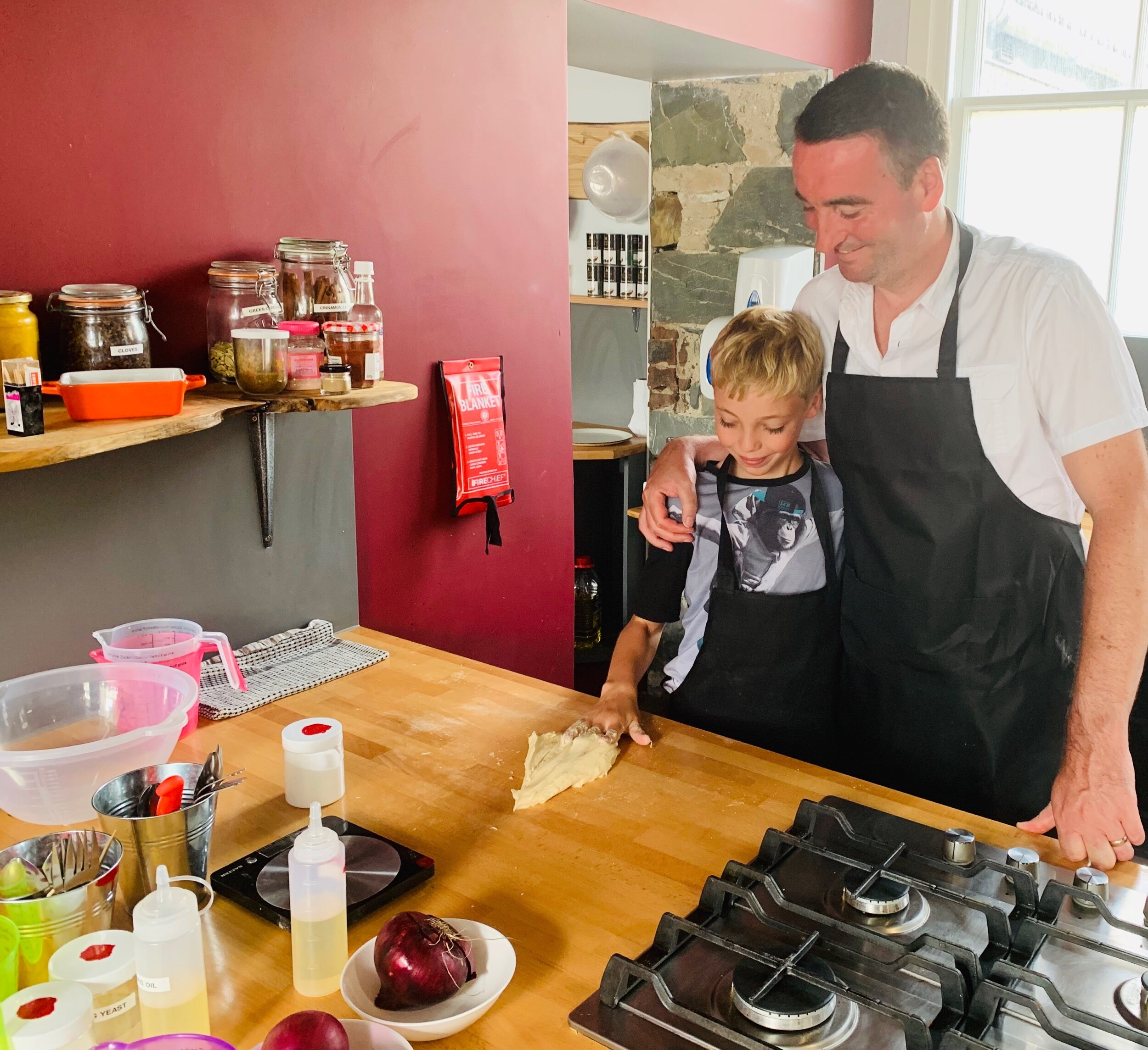 Family Cookery Classes